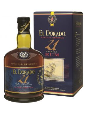 El Dorado Rum 21 Years Old 70cl