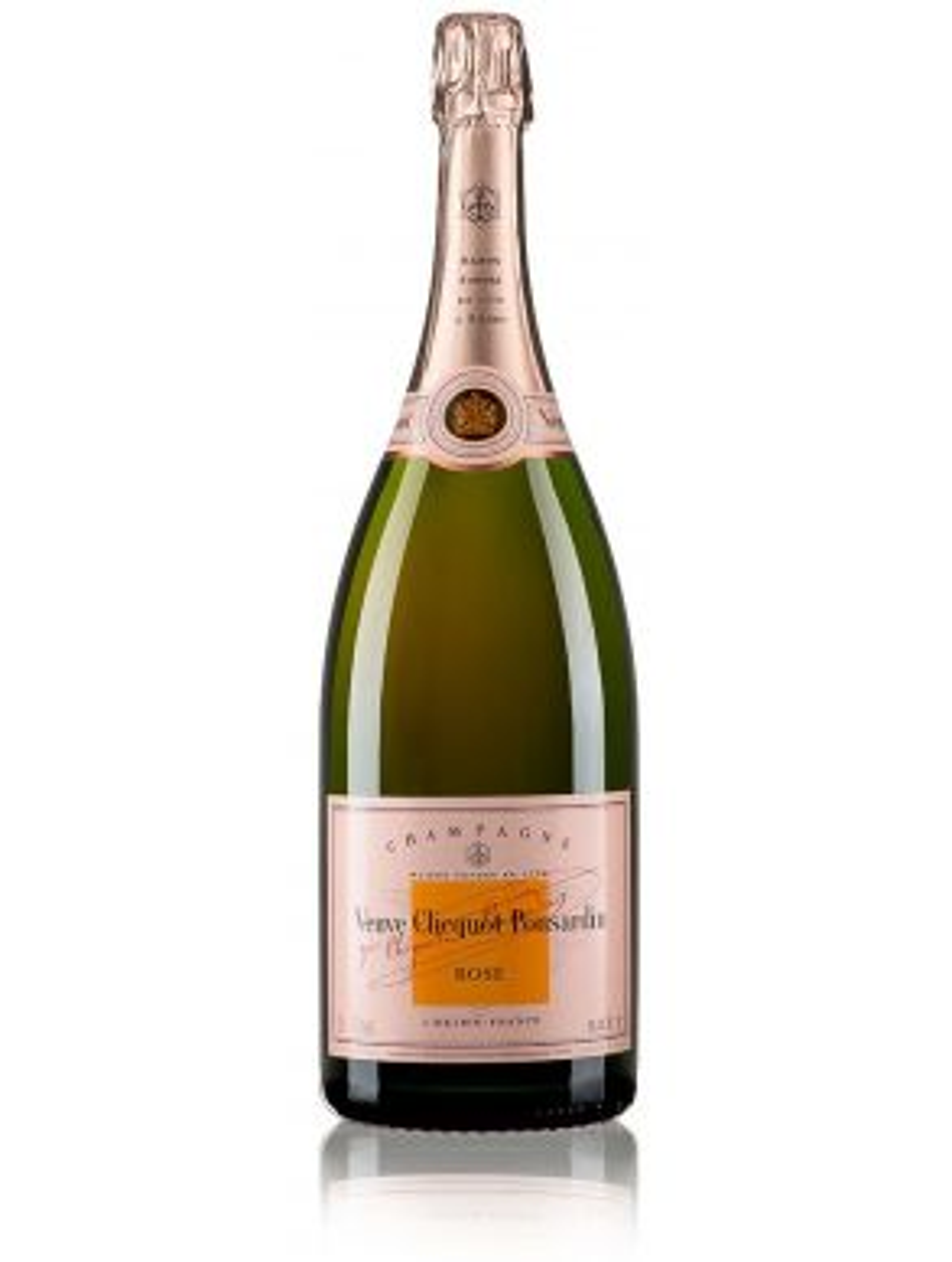 Veuve Clicquot Magnum Rose Champagne NV 150cl