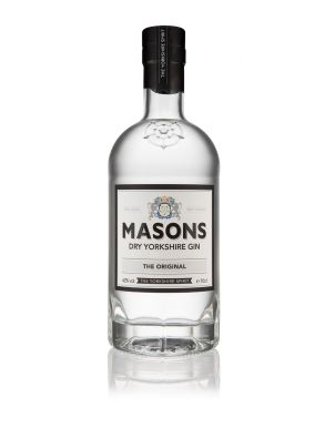 Masons Dry Yorkshire Gin Original Edition 70cl