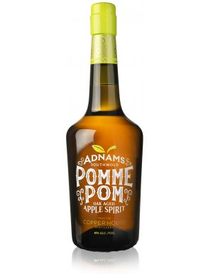 Adnams Pomme Pom Oak Aged Apple Spirit 70cl
