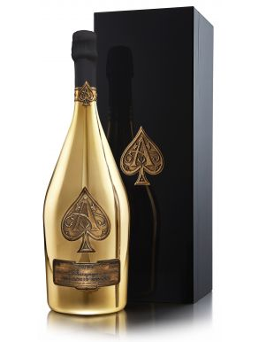 Armand De Brignac Magnum Ace of Spades Champagne Brut Gold NV 150cl