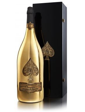 Armand de Brignac Methuselah Ace of Spades Brut Gold Champagne 600cl