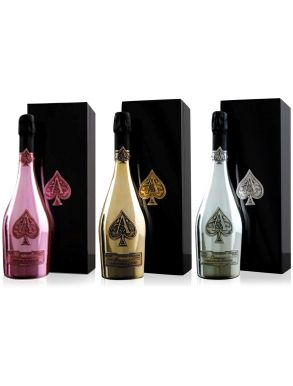 Armand de Brignac Champagne Selection Rose
