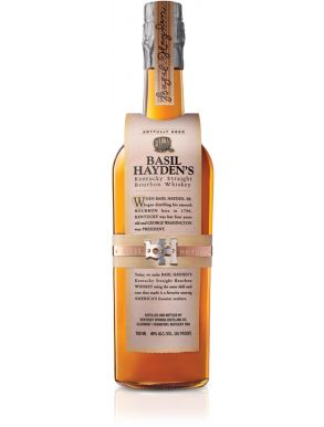 Basil Hayden's Kentucky Straight Bourbon Whiskey 70cl
