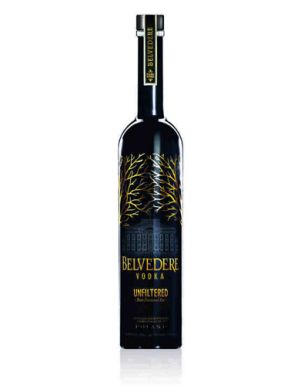 Belvedere Vodka Unfiltered Diamond Rye Vodka 70cl