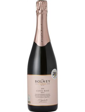 Bolney Estate Cuvee Rose Sparkling Wine 2014 75cl