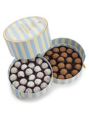 Charbonnel & Walker Milk & Dark Sea Salt Caramel Truffles 510g