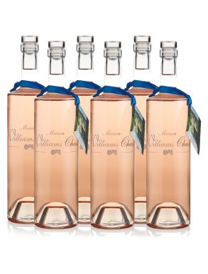 Williams Chase Provence Rose Wine Case 2016 6x75cl