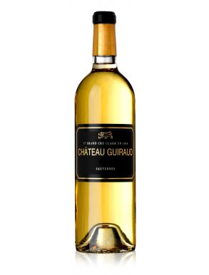 Chateau Guiraud Sauternes Organic White Wine France 2012 75cl
