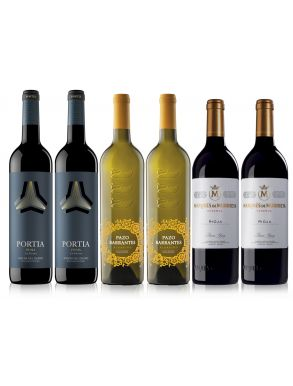 Classic Spanish - Mixed Wine Case 6 x 75cl