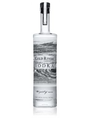 Cold River Vodka 75cl