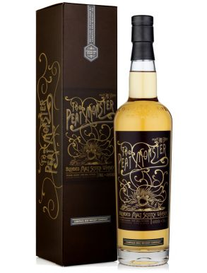The Peat Monster by Compass Box Blended Scotch Whisky 70cl Gift Box