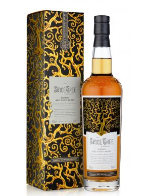 The Spice Tree By Compass Box Scotch Whisky 70cl Limited Edition
