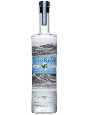 Cold River Blueberry Vodka 75cl