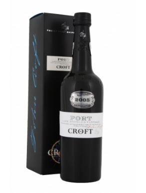 Croft Late Bottled Vintage Port LBV 2008 75cl