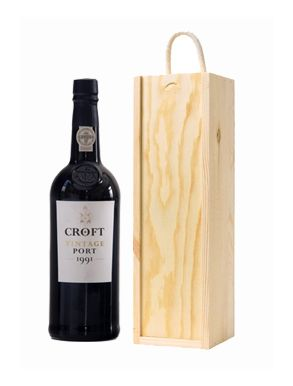 Croft Vintage Port 1994 75cl Wooden Gift Box