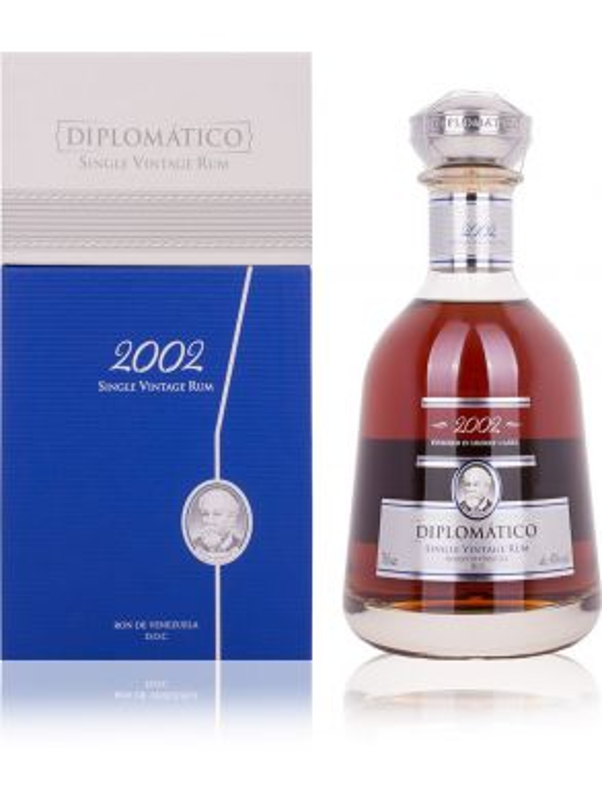 Diplomatico Single Vintage 2002 70cl