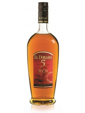 El Dorado Rum 5 Years Old 70cl