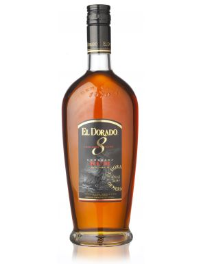 El Dorado Rum 8 Years Old 70cl