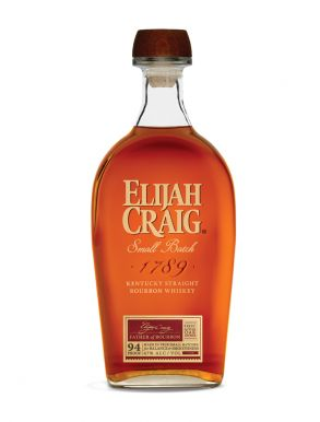 Elijah Craig Small Batch Bourbon Whiskey 47% 70cl