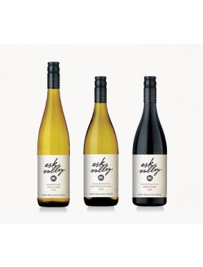 Esk Valley Wine Set - 3 Wines - Pinot Gris, Sauv Blanc, Pinot Noir