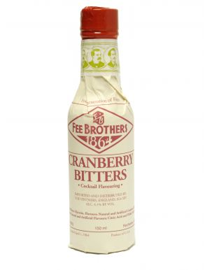 Fee Brother's Cranberry Bitters 15cl
