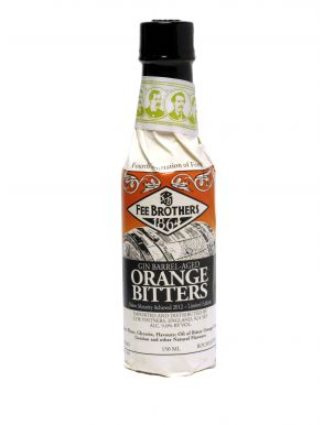 Fee Brother's Gin Barrel Aged Orange Bitters 15cl