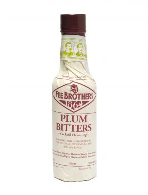 Fee Brother's Plum Bitters 15cl