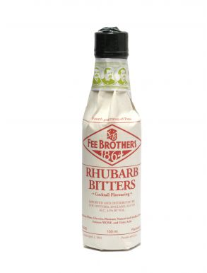 Fee Brother's Rhubarb Bitters 15cl