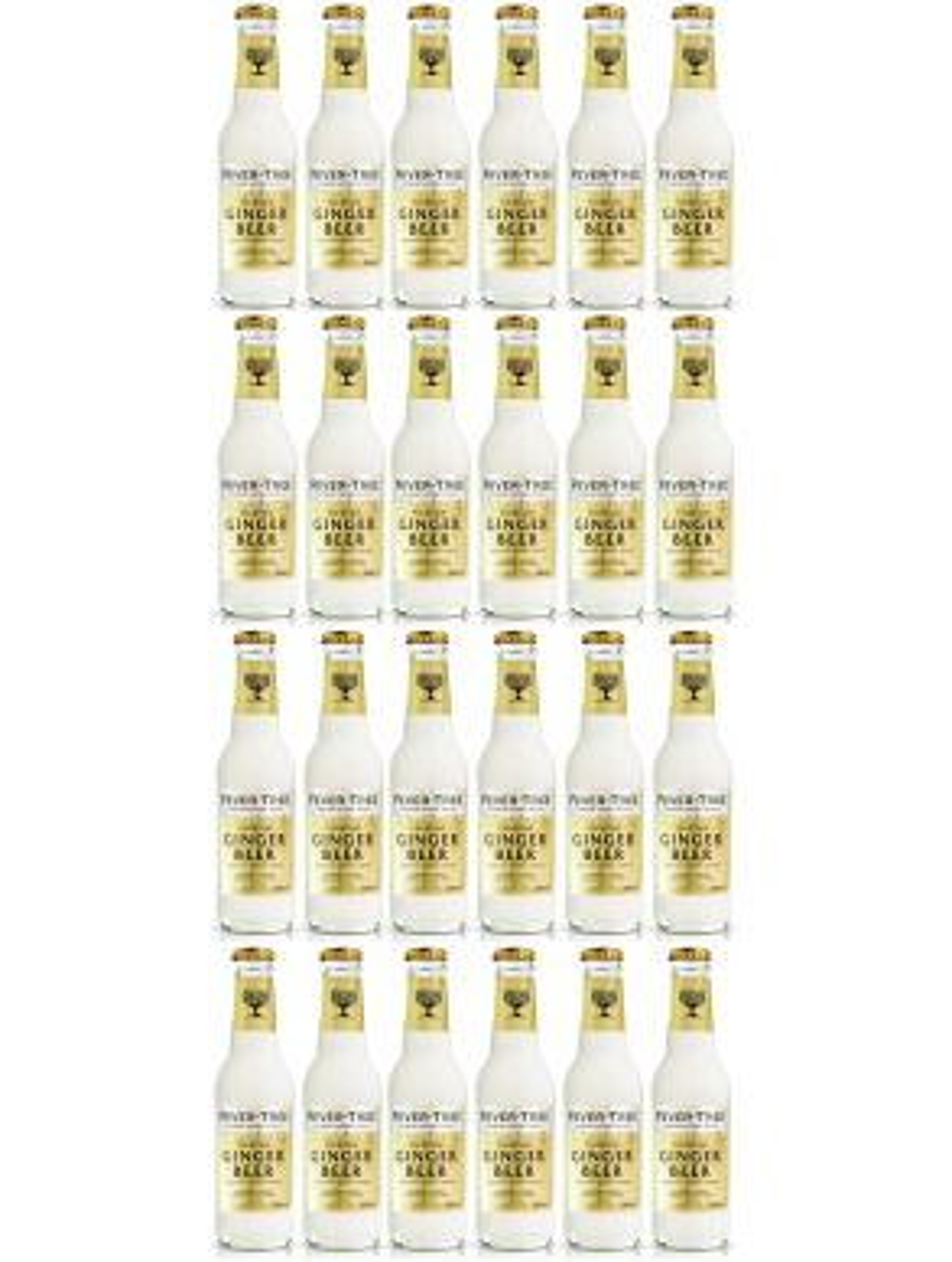 Fever-Tree Ginger Beer 20cl x 24 bottles