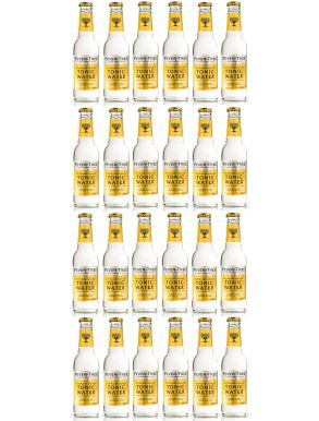 Fever-Tree Indian Tonic Water 20cl x 24 bottles