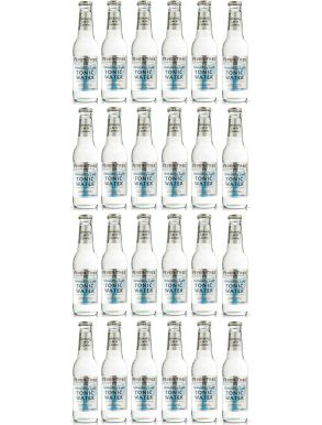 Fever-Tree Naturally Light Tonic Water 20cl x 24 bottles