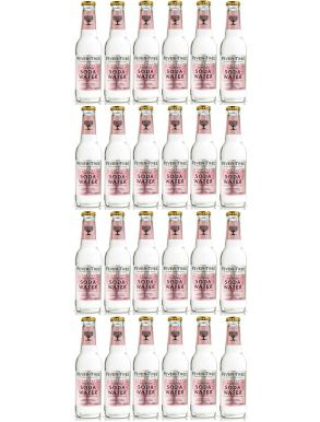 Fever-Tree Spring Soda Water 20cl x 24 bottles