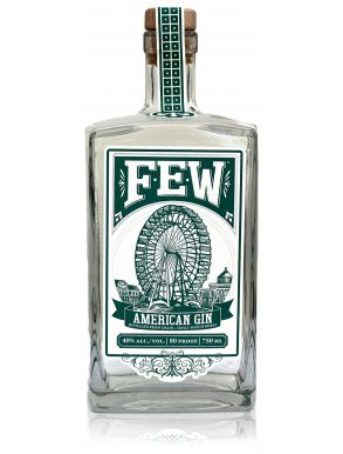 Few Spirits American Gin 70cl