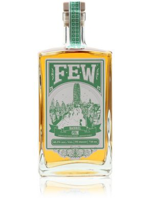 FEW Spirits Barrel Gin 70cl
