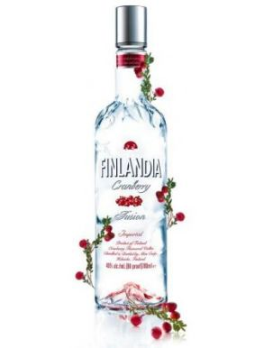 Finlandia Cranberry Fusion Vodka 70cl