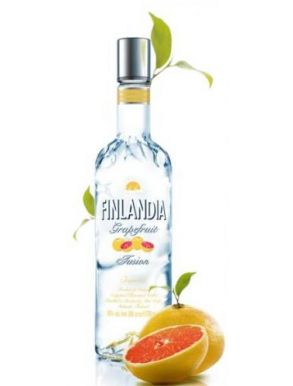 Finlandia Grapefruit Fusion Vodka 70cl