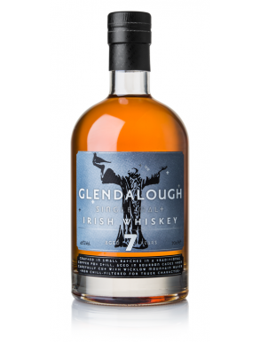 Glendalough 7 Year Old Single Malt Whiskey 70cl