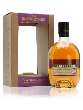 Glenrothes 2001 Malt Whisky 70cl