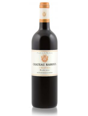 Chateau Rahoul 2011 Red Wine 75cl