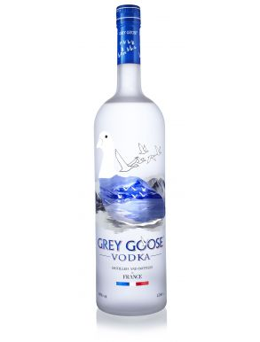 Grey Goose Vodka Rehoboam Premium Vodka 450cl