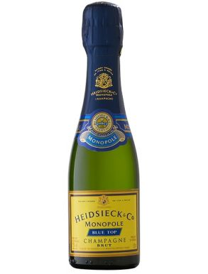Heidsieck & Co. Monopole Brut Champagne Blue Top NV 20cl