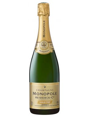 Heidsieck & Co. Monopole Gold Top Champagne 2009 75cl