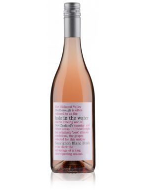 Hole In The Water Sauvignon Blanc Blush 2014 Marlborough