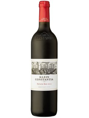 Klein Constantia Estate Red Wine 2014 75cl
