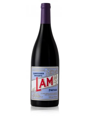 Lammershoek Lam Pinotage Red Wine South Africa 2013 75cl