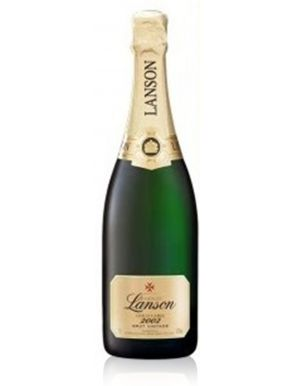 Lanson Gold Label Brut Millesime 2002 Champagne 75cl