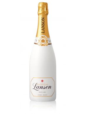 Lanson White Label Sec Champagne NV 75cl