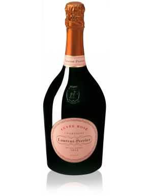 Laurent Perrier Rose Champagne Cuvée Brut NV 75cl