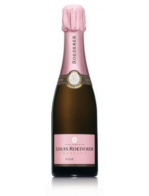 Louis Roederer 2011 Vintage Rose Champagne Half Bottle 37.5cl